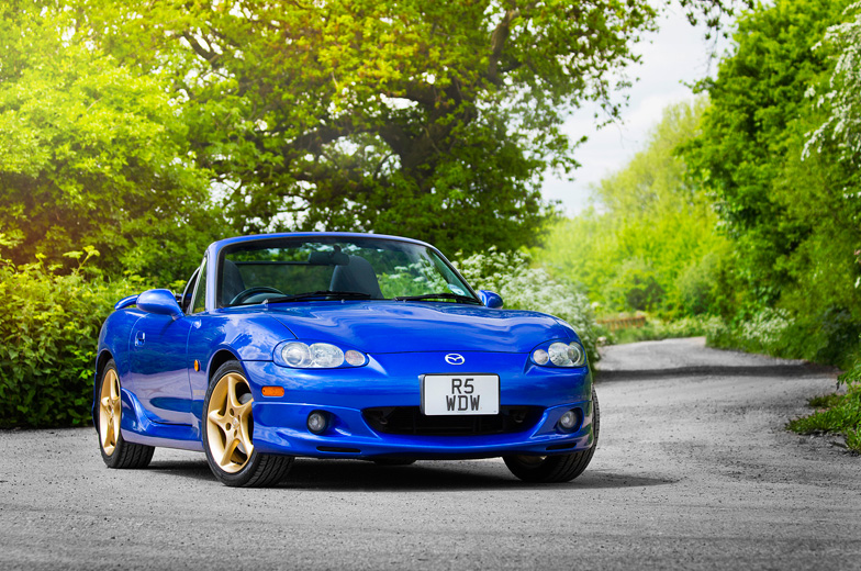 Automotive Photography MX5