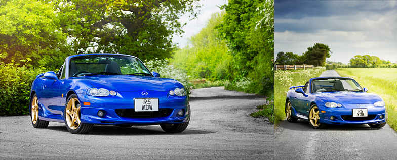 MX5 Photo shoot