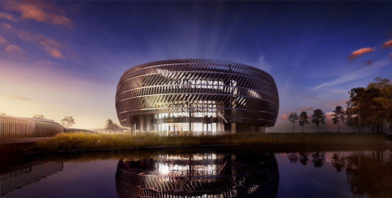 Nottingham-tec-cgi-render-night