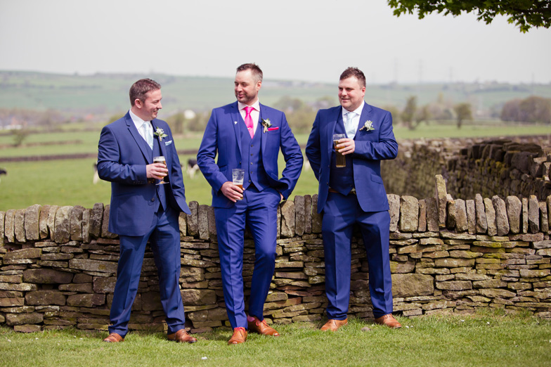 03-Cubley-hall-wedding-groom-best-men