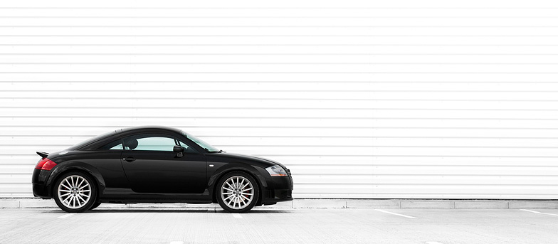Audi-tt-photography-side shot