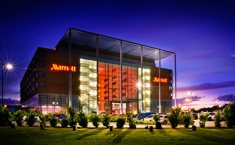 Architecture-Marriott-hotel-commercial-photography